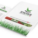 swiss football green